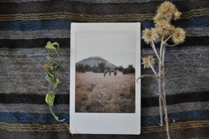 teotihuacan polaroid