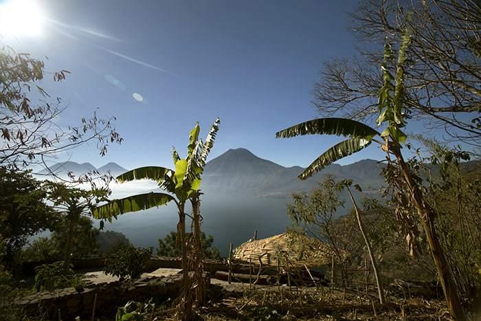 Volvanoes of Lake Atitlan