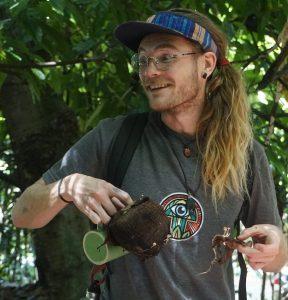 Jasper Mushroom Teacher